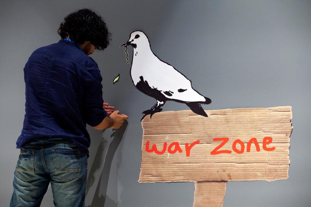 Murad Subay al lavoro