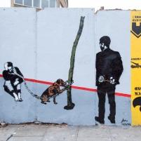 """Dirty Legacy"" Mural"