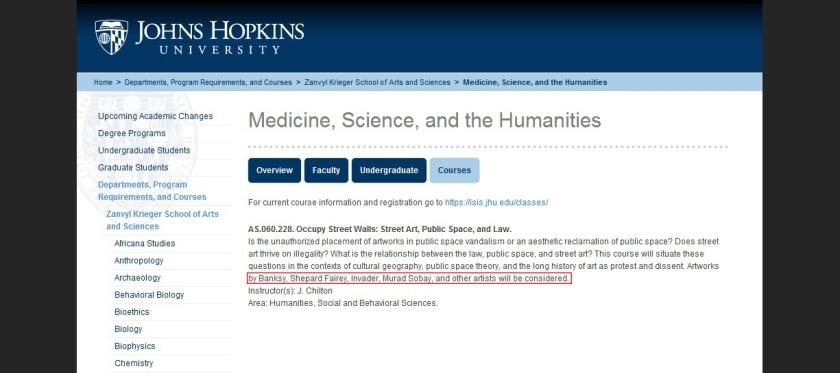 John Hopkins University1
