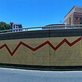 """""""The Saw"""" mural - Murad Subay"""