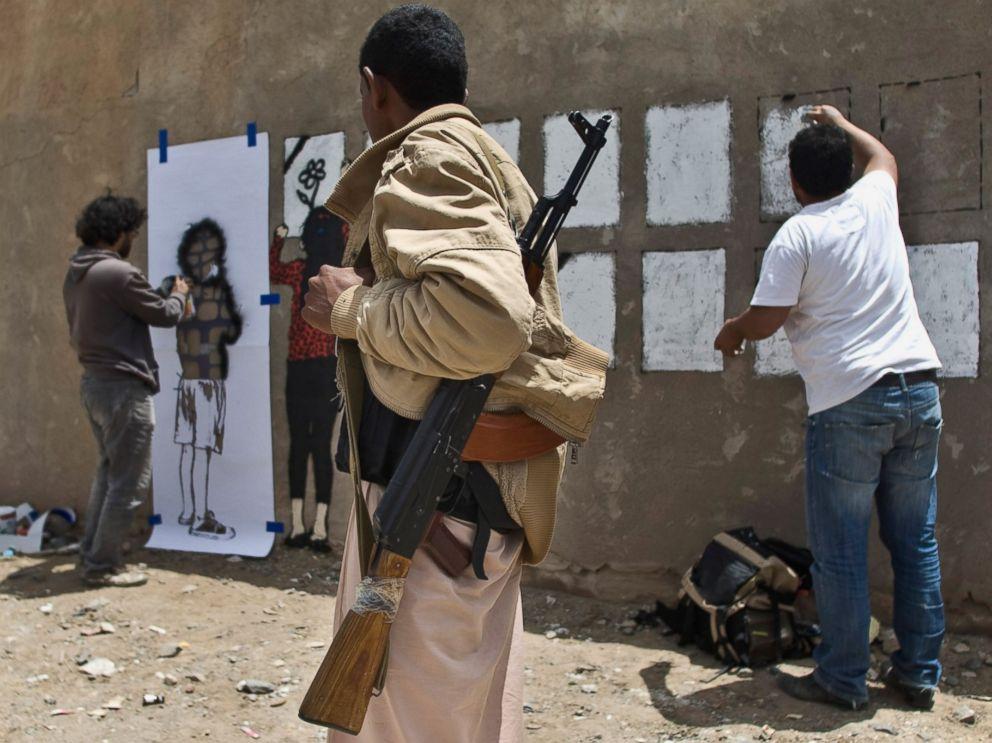 Hani Mohammed/AP Photo