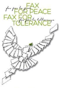 Fax for Peace Compitation