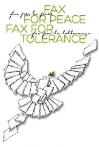 Fax for Peace Compitation