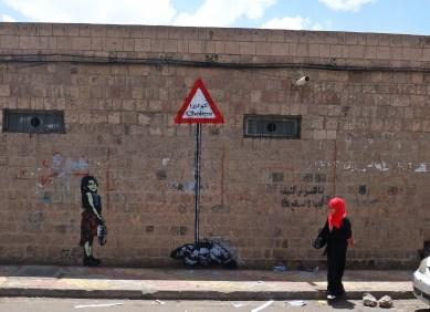 """My mural """"Cholera"""", Ruins campaign, 23 May 2017."""